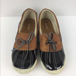 {Sporto} waterproof duck shoes